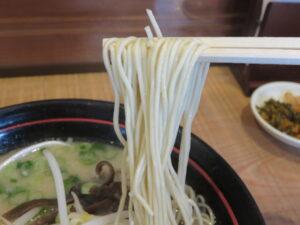 らーめん@麺 松風(松戸駅)麺