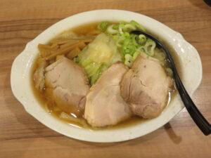 ワンタン麺@らーめん田丸 元住吉店(元住吉駅)ビジュアル:トップ