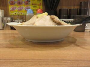 ワンタン麺@らーめん田丸 元住吉店(元住吉駅)ビジュアル:サイド