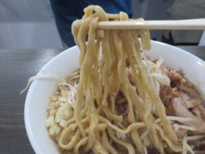 ラーメン@夢を語れ 千葉(京成津田沼駅)麺